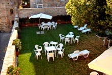 An historical residence with a large garden located in open sea views of the coast  Piceno.