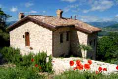 Casale Fonte Fresca is an old rural farmhouse made entirely of stone, which has been recently salvaged and restored to create a wonderful holiday home to fulfil your dreams.