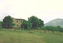 Rural complex, mostly to be restored, with annexes and a great estate in the valley of truffles.